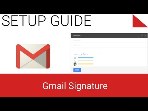 How to Create a Signature in Gmail (Desktop)