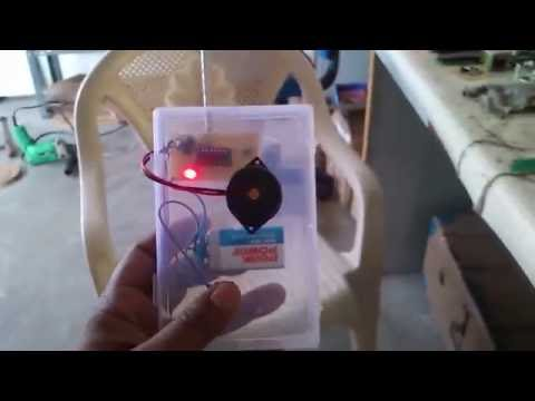 EMF Detector for Testing AC Live Wires