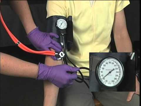 EMS Skills - Blood Pressure Measurement