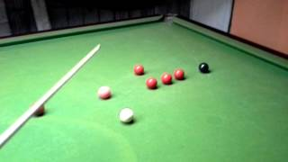 Snooker I.q. แนะนำการทำ Break Snooker