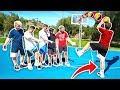 Impossible James Harden 1 Leg NBA Basketball Challenge