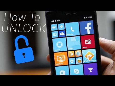 How To Unlock Nokia ANY Nokia Lumia | Lumia 830 / 1020 / 1520... | 2017 METHOD!