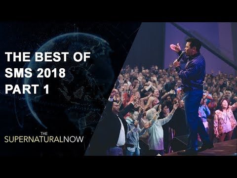 The Best of SMS 2018 Part 1 - The Supernatural Now | Aired on April 15, 2018