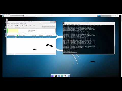 Resize Kali Linux Partition for Raspberry Pi