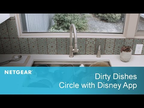 Dirty Dishes | Circle with Disney