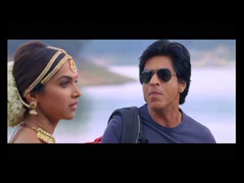 Chennai Express Movie Trailer