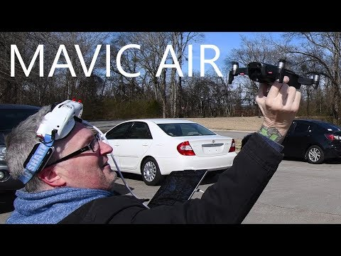 Mavic Air SECRET Off Switch - KEN HERON - Drone Review