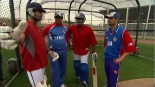 Cricket vs. Baseball