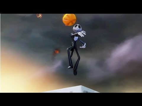 Disney Infinity:Action! Jack Skellington unlock hack