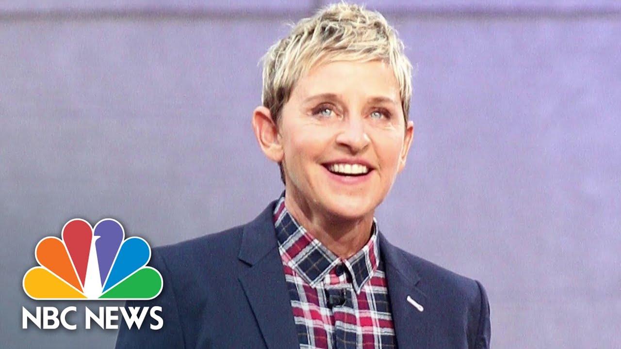 'The Ellen DeGeneres Show' To End in 2022