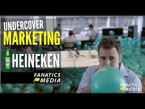 Heineken's Viral Marketing Campaign Review (1 Million Fans)