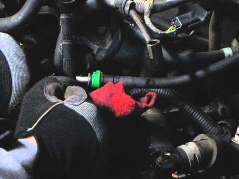 Mazda 6 coolant tee replacement
