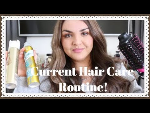 My Current Hair care Routine!