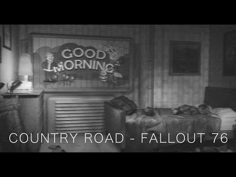 Country Road - Fallout 76 (Piano Cover)