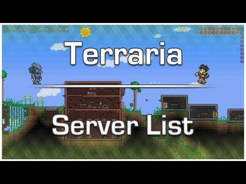 Terraria: Server List