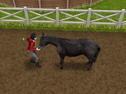 Horse Stables- Sims FreePlay