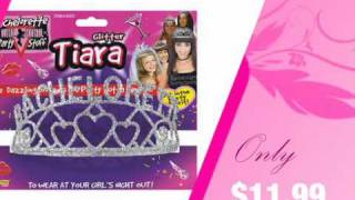 Bachelorette Party Tiara With Hearts