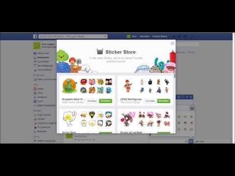 Smileys verschicken bei Facebook