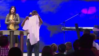 Tuesday 7pm Holy Ghost Service with Prophet Dr. Kofi Danso 14-07-2020