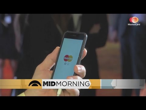 MasterCard Tests Out Selfie Payment Method