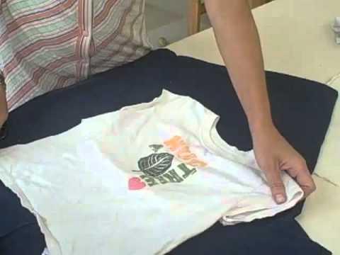 Crispina ffrench T-shirt Apron Tutorial