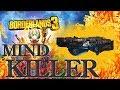 BORDERLANDS 3 ~ MIND KILLER [Arme Légendaire] ~ (Drop : Brailleur)
