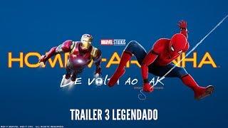 Homem-Aranha: De Volta Ao Lar | Trailer 3 Legendado | 6 de julho nos cinemas