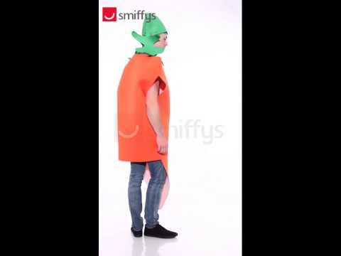 Carrot Costume (43979)