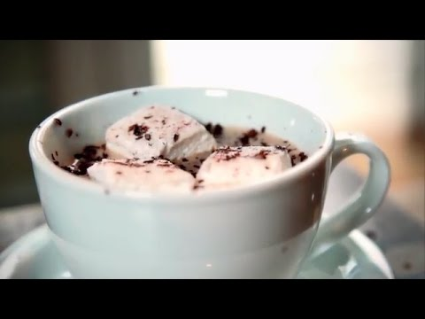 How the Make The Perfect Hot Chocolate