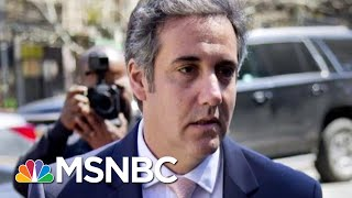 Ex-Trump Lawyer Michael Cohen Continues Meeting With Feds | The Last Word | MSNBC
