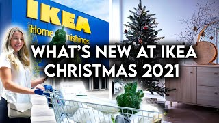 IKEA SHOP WITH ME WINTER 2021 | NEW CHRISTMAS DECOR