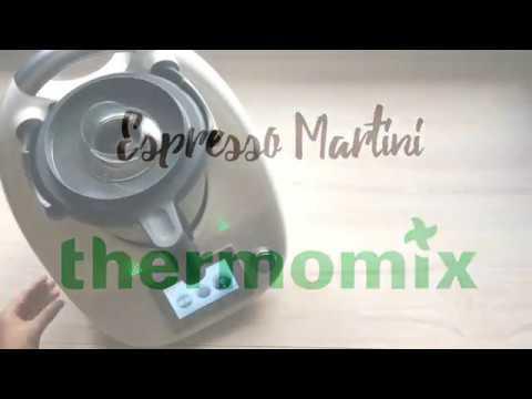 Thermomix Espresso Martini