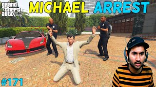 GTA 5 : MICHAEL IN DANGER | GTA5 GAMEPLAY #171