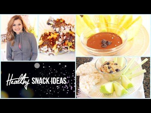 Easy & Healthy Snack Ideas