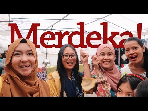 MERDEKA CELEBRATION IN THE MALAYSIAN EMBASSY IN CHILE!