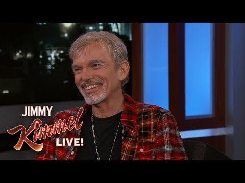 Billy Bob Thornton on Sling Blade, Goliath & Taking Pics with Fans