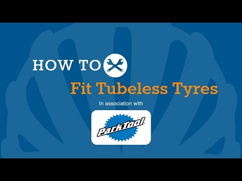 How To Fit Tubeless Tyres