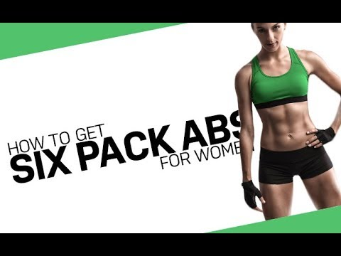 How To Get Six Pack Abs for Women (3 BEST TIPS | 6 PACK ABS!!)