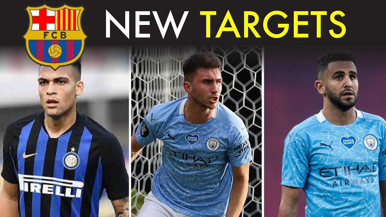 Barcelona's New Transfer Targets