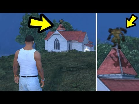 GTA 5 - Someone actually saw this in Sandy Shores!