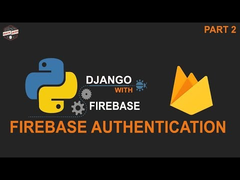 Python Django with Google Firebase Authentication - SignIn Alert, Request Session, Logout #pyrebase