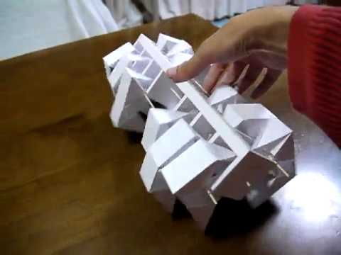 Paper Strandbeest