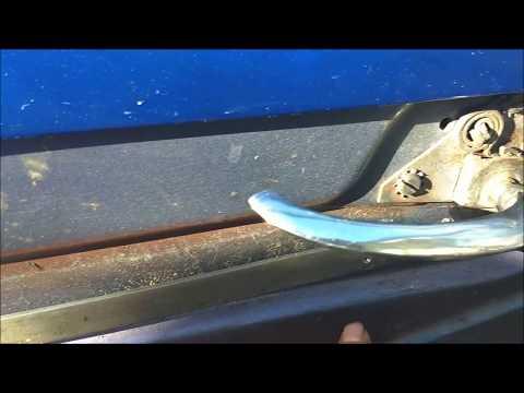1950 Ford Shoebox Shaved Door solenoid Repair