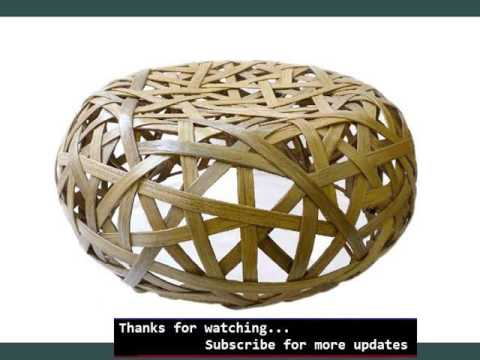Collection Of Low Stools And Poufs | Modern Low Stools