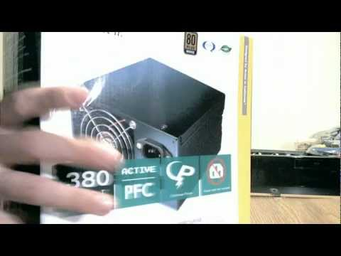 HTPC Build (Part 2) Antec EarthWatts EA-380D PSU Review/Installation