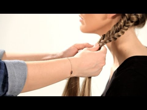 How to Do a Side Fishtail | Braid Tutorials
