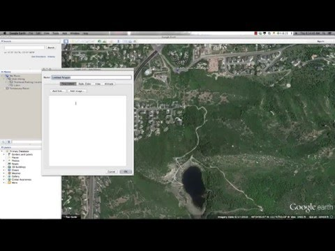 Introduction to Google Earth - Part 4 Creating Polygons
