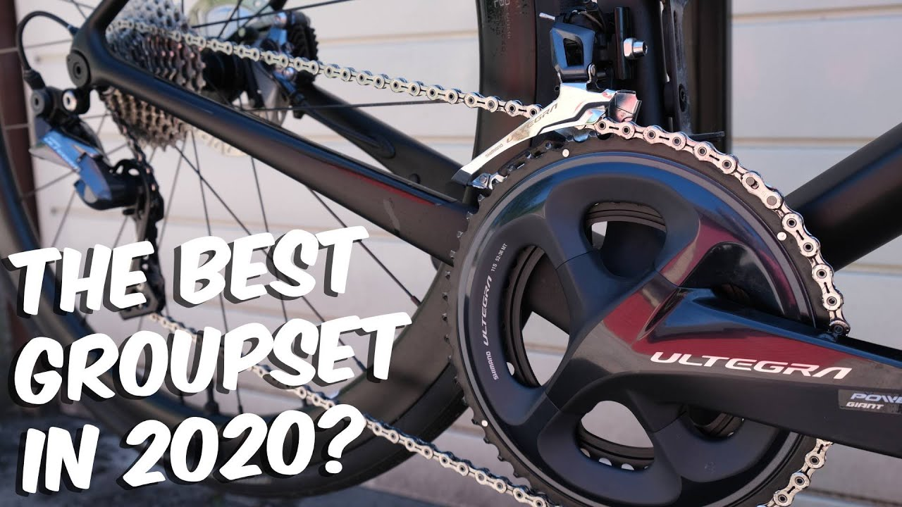 Why Shimano Ultegra R8000 mechanical is the best groupset you can buy in 2020