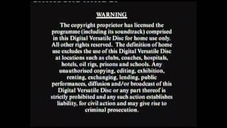 Opening To Matilda Uk Dvd (2006)