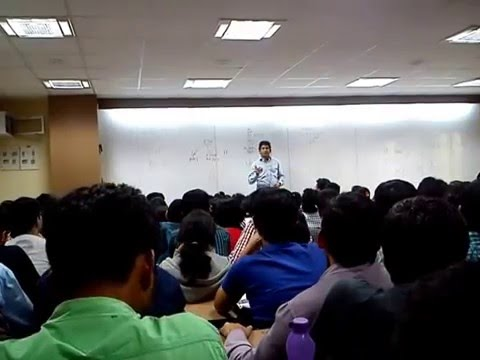 Prof. Shirish Vyas Motivational Lecture For Students (CA Student) Part 1